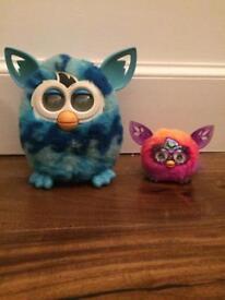 Toys, Kids, Furby's