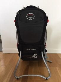 Osprey POCO AG SERIES Child Carrier/Ventilated, excellent condition!