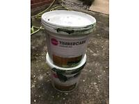 18L of Forest Green Fence Paint - Brand New and unopened