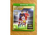 XBox One Game: Fifa 16 Game: EA Sports