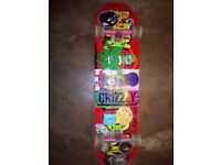 DGK 8.1 full custom setup skateboard
