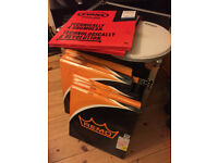 Drum Heads / Skins various Remo, Evans, Ludwig - new and some used