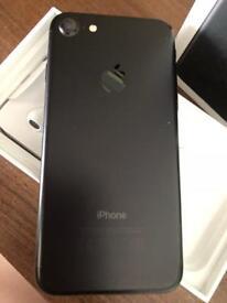 iPhone 7. 128gb. Black
