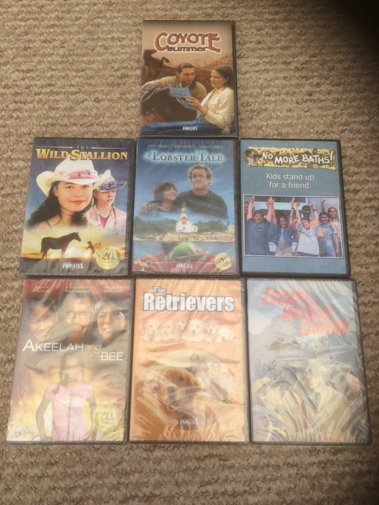 Family Movies DVDs