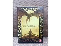 Game of Thrones season 5 DVD box set