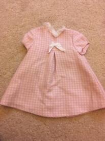Gorgeous baby girls mayoral dress