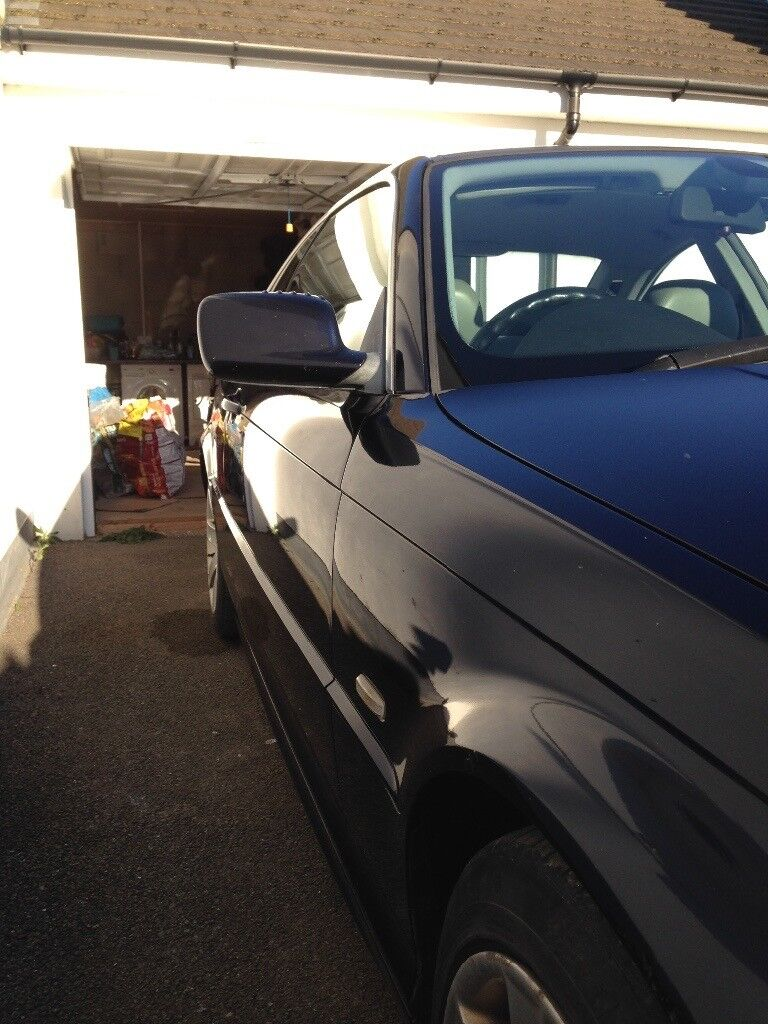 bmw e46 328i coupe in port isaac cornwall gumtree. Black Bedroom Furniture Sets. Home Design Ideas