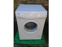 Tumble Dryer Bush Vented capacity 6kg in White Model TDV 6W FREE LOCAL DELIVERY
