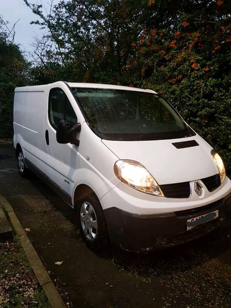 Renault Traffic SL27 DCI (2012) **12 MONTHS MOT**