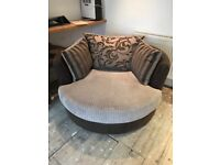 Photos for free Dfs cuddle chair