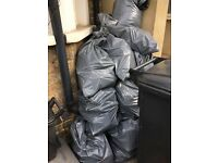 FREE Brick Rubble - 9 bags to collect