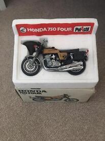 Honda 750 four toy bike