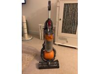 Dyson DC24 (previously refurbished) needs new motor