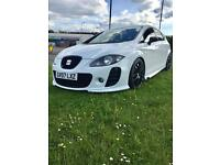 Seat Leon fr cupra k1 btcc 2.0tdi remapped!! Golf gti edition 30 BMW