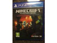 Minecraft for PS4 PlayStation 4