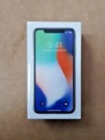 QUICK SALE ,BARGAIN PRICE Iphone X, silver ,64gb ,unlocked, unboxed sealed