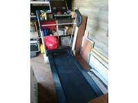 Reebok I run foldable treadmill