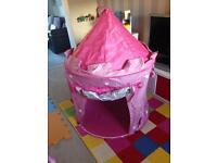 Kid's Pop-Up Tent