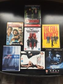 DVDs - Various genres and box sets
