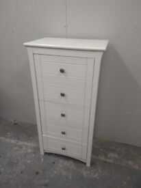 Five Draw Wooden Tower Unit