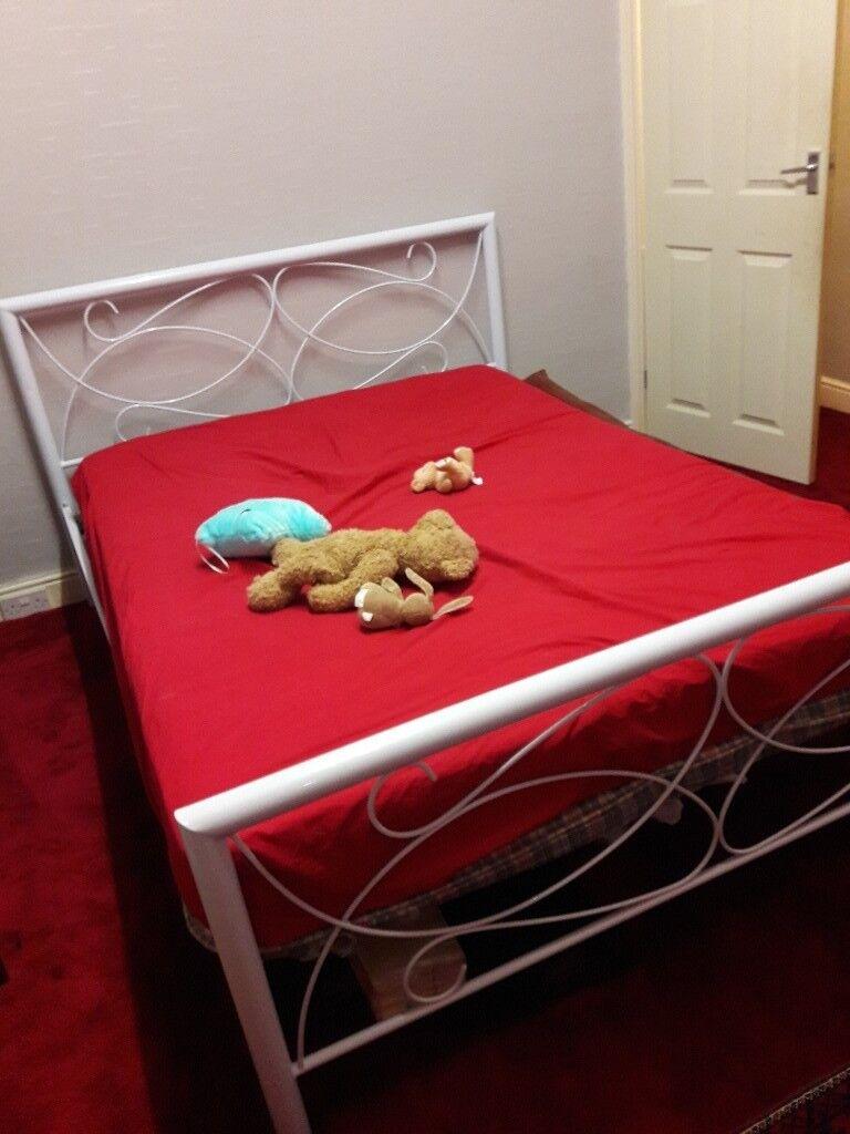 King size bed+dream mattress