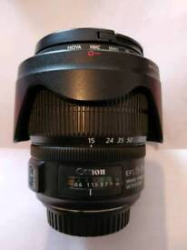Canon 15-85mm f3.5-5.6 IS EF-S USM