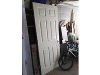 Internal Fire Door - 6 panel