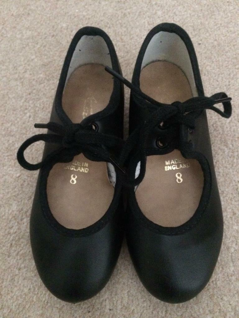 Tap Shoes Girls Size 8
