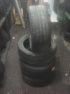 245/40/18 All season, PIRELLI CINTURATO tires with 6mm tread
