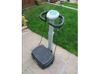 vibro plate, crazy fit massage, oscillation plate