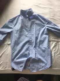 2x Super Dry shirts size meduim