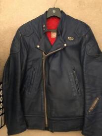Lewis leather leather jacket rare