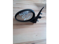 rover 25 wing mirror passenger side Silver