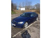 Bmw 330d msport auto (may px)