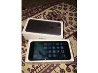 Iphone 7plus boxed like new condition