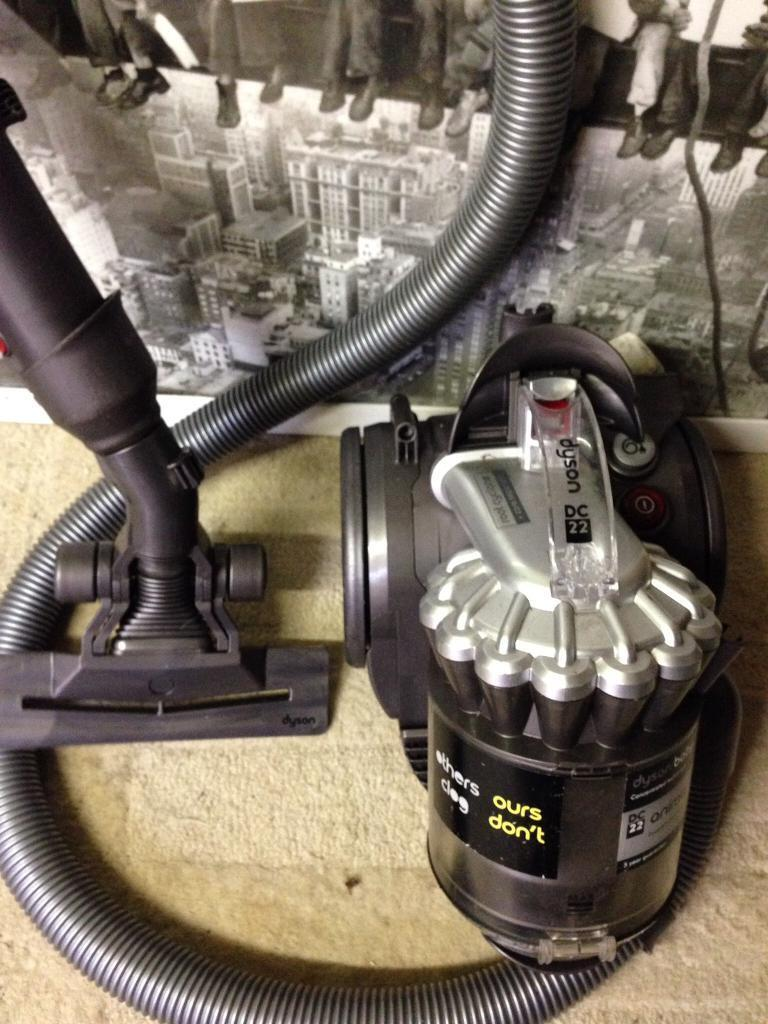 Dyson dc22 pull along