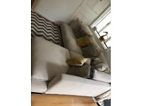Large corner sofa from Camerich