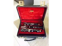 Beautiful Buffet Clarinet For Sale