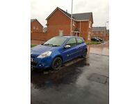 Blue Clio for sale !