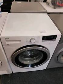 Beko 8kg washing machine with warranty and fast delivery