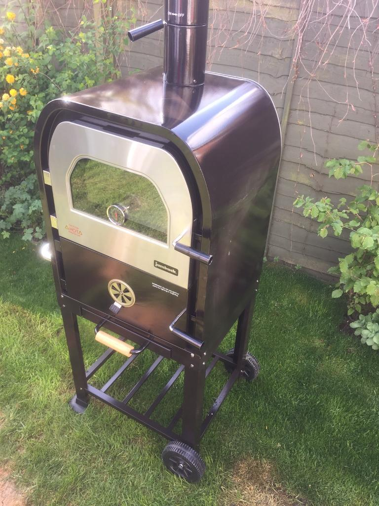 Charcoal Bbq Pizza Oven Price Dropped In Bishops
