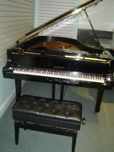 Yamaha GRAND PIANO C2,C3,G2,G3like new,was bought new in 2000