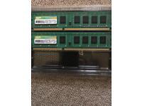 8 GB DDR3, 1600 (CL11)
