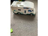 Play mobile camper van