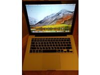MacBook Pro (13-inch, Mid 2012) High Sierra 500gb HDD