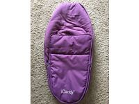 ICandy universal cosy toes purple