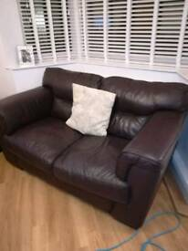 Pair of 2 seater couches