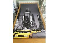NY Hanging Art