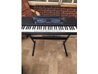 Pitch master DU090463 keyboard & stand