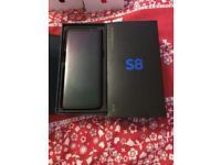 Samsung S8 new unlocked